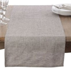 Heavy Denier Linen Table Runner