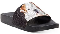Inc Women's Peymin Pool Slides, Created for Macy's Women's Shoes