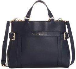 Emerson Smooth Cv Satchel