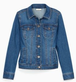 Denim Trucker Jacket, Created for Macy's