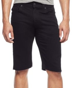 """Relaxed 13"""" Stretch Shorts"""