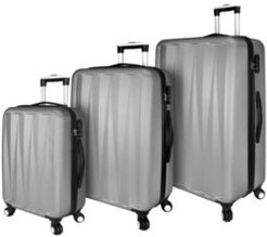 Verdugo 3-Pc. Hardside Luggage Spinner Set