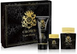 3-Pc. Crown Gift Set