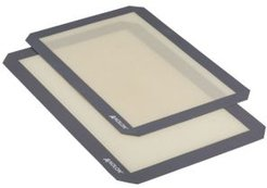 Advanced Set of 2 Silicone Baking Mats