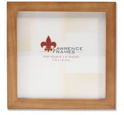 "766055 Nutmeg Wood Picture Frame - 5"" x 5"""