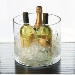 Round Ice Bucket Cooler