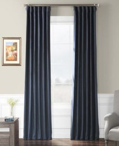 """French Linen 50"""" x 120"""" Curtain Panel"""