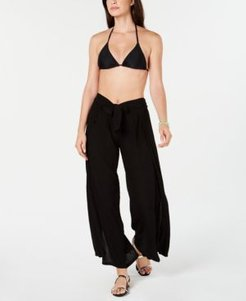 Modern Muse Wrap Cover-Up Pants Women's Swimsuit