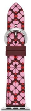 Interchangeable Floral Silicone Apple Watch Strap 38mm/40mm