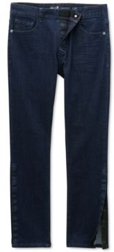 Vouvant Adaptive Slim-Straight Fit Power Stretch Textured Jeans
