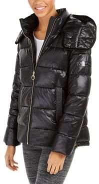 Performance Quilted Hooded Jacket