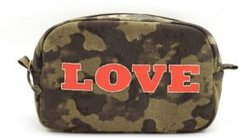 Camouflage Love Cosmetic Bag