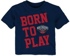Baby New Orleans Pelicans Basic Logo T-Shirt