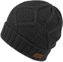 Beanie with Sherpa Lining