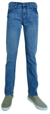 Fashion Slim Tapered Jeans Denim