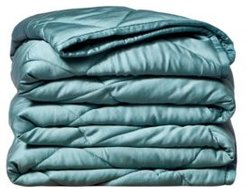 Rayon from Bamboo Weighted Throw Blanket, 12lb Bedding
