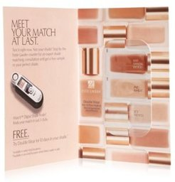 Receive a Free Double Wear Beauty Seal!
