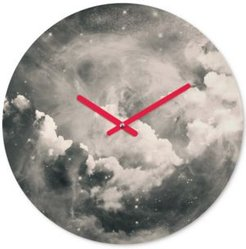 Caleb Troy Find Me Among The Stars Round Clock
