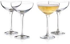 Coupe Cocktail Glass, Set of 4, Created for Macy's