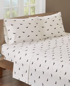 Printed Full Cotton Sheet Set Bedding