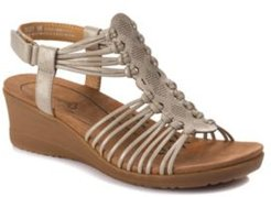 Trudy Wedge Sandals Women's Shoes