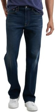 181 Relaxed Straight Fit Stretch Coolmax Temperature-Regulating Jeans