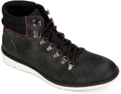 Casino Lace-Up Chukka Boots Men's Shoes