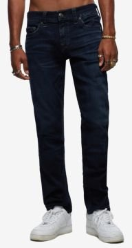 "Geno Slim Fit Jeans in 32"" Inseam"
