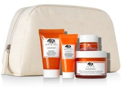 5-Pc. GinZing Brighten, Energize & Hydrate Set