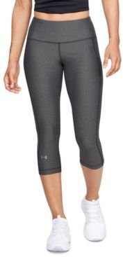 HeatGear High-Rise Capri Compression Leggings