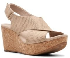 Collection Women's Annadel Parker Wedge Sandals Women's Shoes