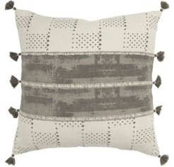 Stripes Polyester Filled Decorative Pillow