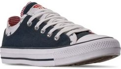Chuck Taylor All Star Double Upper Stars Casual Sneakers from Finish Line