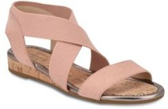 Kenly Low Wedge Sandal Women's Shoes