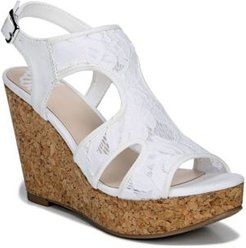Kenzie Slingbacks Wedge Sandal Women's Shoes