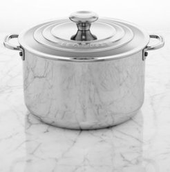 7 Qt Stainless Steel Stockpot With Lid
