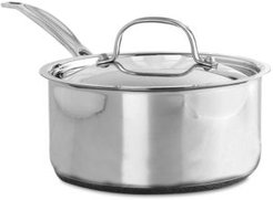 Chef's Classic Stainless Steel 2 Qt. Covered Saucepan