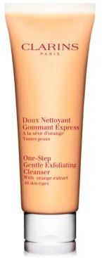 One-Step Gentle Exfoliating Cleanser With Orange Extract, 4.3 oz.