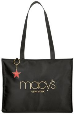 New York Shoulder Tote, Created for Macy's