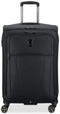 """Closeout! Delsey Helium 360 25"""" Expandable Spinner Suitcase, Created for Macy's"""