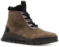 Explorer Leather Chukka Boots Men's Shoes