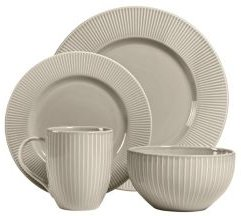 Linea 16 Piece Dinnerware Set