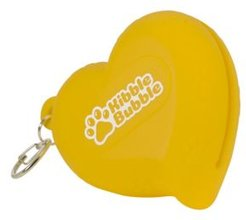 Silicone Dog Treat Pouch, Heart