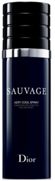 Sauvage Very Cool Spray, 3.4 oz.