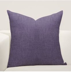 "Meadow Iris 20"" Designer Throw Pillow"