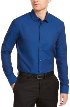 Classic-Fit Solid Shirt, Created for Macy's