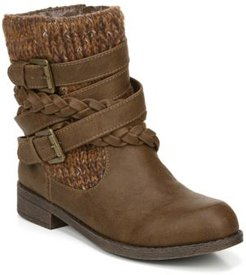 Crunch Booties Women's Shoes