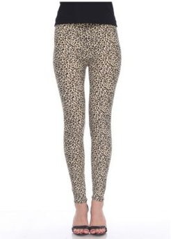 One Size Fits Most Printed Leggings
