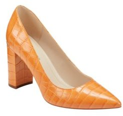 Viviene Block-Heel Pumps Women's Shoes