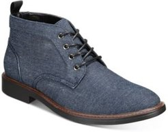 Aiden Denim Chukka Boot Created for Macy's Men's Shoes